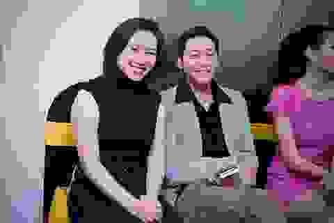 """Khánh Linh: May mắn vì không gặp chuyện """"con anh, con tôi"""""""