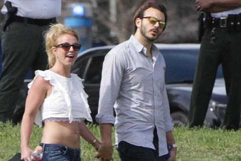 Britney Spears muốn lên xe hoa lần ba