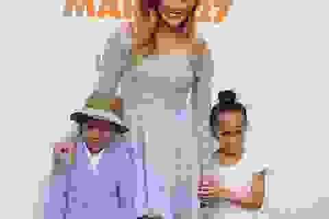 Jennifer Lopez khoe cặp sinh đôi đáng yêu