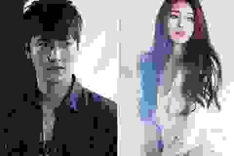 Mỹ nam xứ Hàn Lee Min Ho hẹn hò kiều nữ gợi cảm