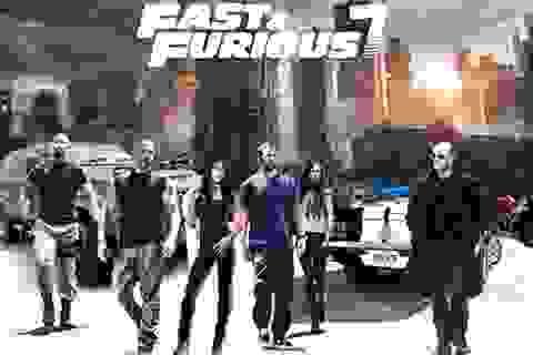 """Điều gì khiến Fast & Furious 7 """"càn quét"""" các phòng vé?"""