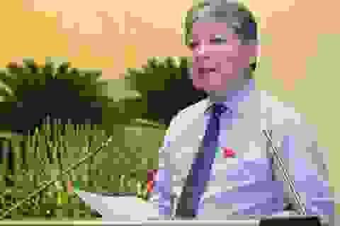 Bộ trưởng Hà Hùng Cường: Tâm tư vì những thứ xã hội cần mà luật vẫn… bó