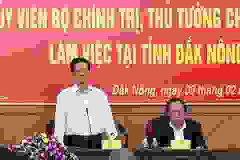 Thủ tướng: Lãnh đạo địa phương phải hành động quyết liệt