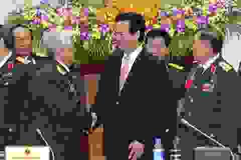 Thủ tướng: Các cựu chiến binh cần phát huy hơn nữa 8 chữ vàng
