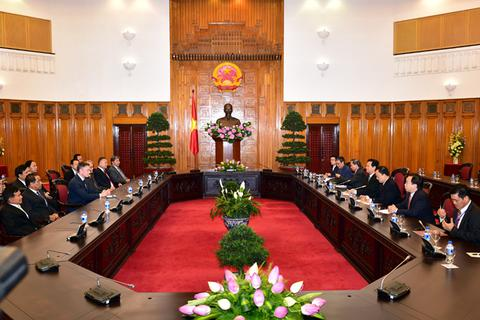 Thủ tướng: Cam kết chống ma tuý, tội phạm xuyên quốc gia trong tiểu vùng Mekong