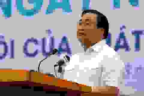 Phó Thủ tướng quán triệt quản lý, sử dụng hiệu quả tài nguyên nước
