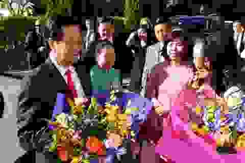 Thủ tướng Nguyễn Tấn Dũng hội kiến các nhà lãnh đạo Australia