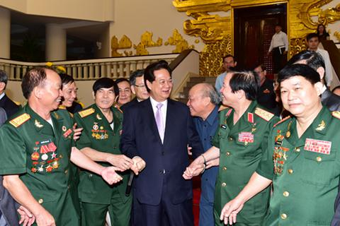 """Thủ tướng: """"Chiến đấu ở Nam Bộ, chúng tôi vẫn ngóng tin cuộc đọ sức ở Quảng Trị"""""""