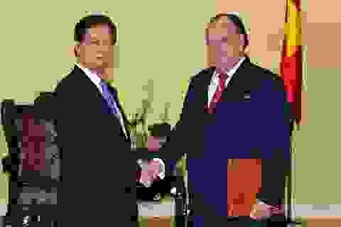 Thủ tướng đề nghị Peru phối hợp tích cực, thúc đẩy đàm phán TPP