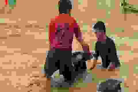 Phó Thủ tướng: Nỗ lực tìm người mất tích sau bão số 1