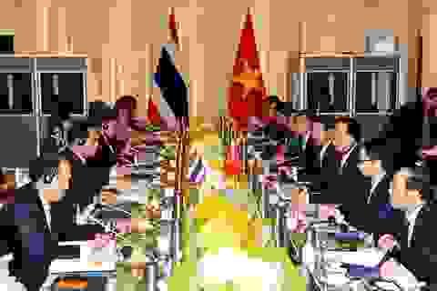 Thủ tướng Việt - Thái: Là bạn, 2 nước hứa cùng phấn đấu, không bỏ bạn mình