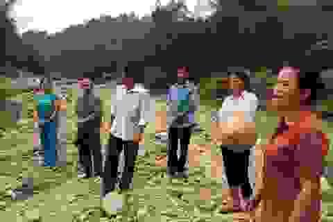 Cao Bằng: Sông Hiến bị cày xới tan hoang, nhiều hộ dân đồng loạt kêu cứu
