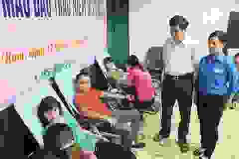 Những người phụ nữ được tôn vinh cấp quốc gia về hiến máu tình nguyện