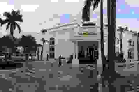 Hà Nội: Dự án khu vui chơi giải trí thành nhà hàng sang trọng trên bán đảo