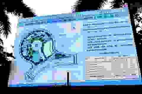 Công ty Hà Thủy cam kết hoàn thiện các hạng mục cộng đồng trên bán đảo Hoàng Cầu