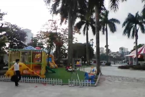 Thành uỷ Hà Nội chỉ đạo xử lý sai phạm tại bán đảo hồ Đống Đa