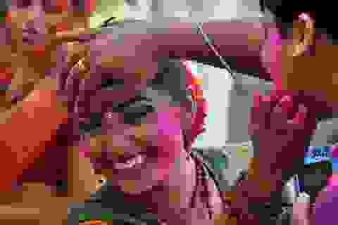 Ấn Độ rực rỡ với lễ hội đa sắc màu