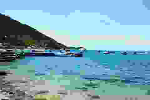 Mát lịm trong sóng nước Cù Lao Chàm