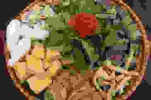 Sự biến tấu của các món ăn dân dã