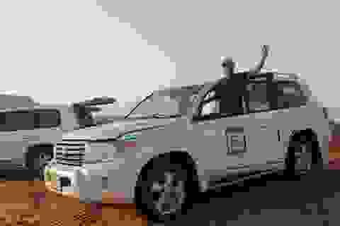 5 ngày trải nghiệm trong thế giới Ả Rập – Dubai