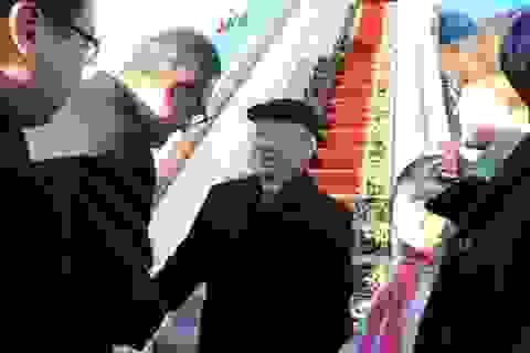 Tổng Bí thư Nguyễn Phú Trọng đến thăm LB Nga theo lời mời của Tổng thống Vladimir Putin.