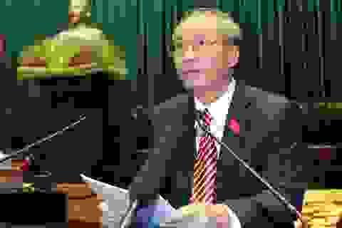Giám đốc Công an Hà Nội, TP HCM mang hàm Trung tướng