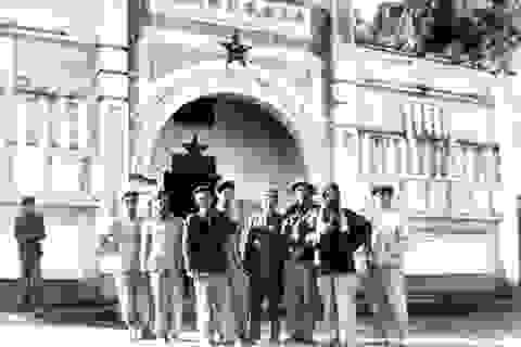 Bác Hồ với chuyến công du Xuân Canh Dần 1950