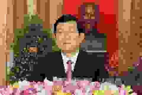 Thư chúc tết Ất Mùi của Chủ tịch nước Trương Tấn Sang