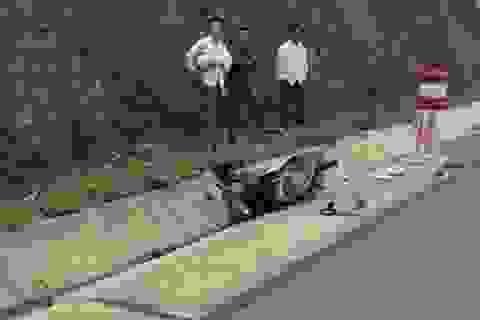 Phát hiện thi thể nam giới tại ven đường cao tốc Hà Nội - Lào Cai