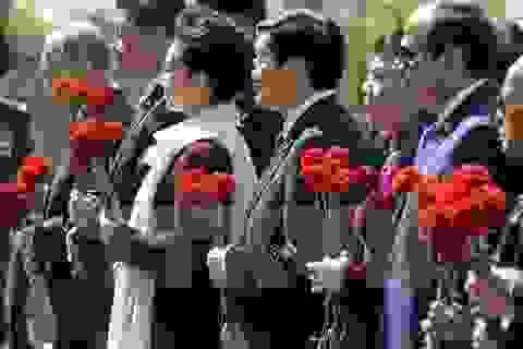 Chủ tịch nước dự lễ kỷ niệm 70 năm chiến thắng phát xít