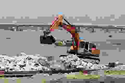 Dự án lấn sông Đồng Nai: Lấp sông xong rồi mới bắt dừng dự án!