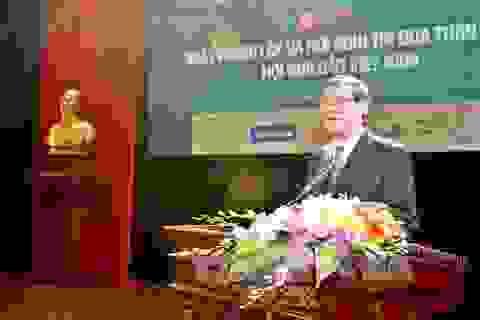 Không ngừng nâng cao vị thế của Hội Nhà báo Việt Nam