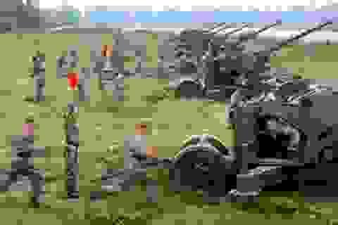 Trung Quốc mở cửa lĩnh vực thiết bị quân sự cho tư nhân