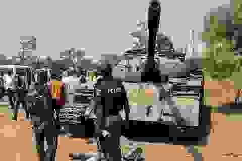 Boko Haram thảm sát một ngôi làng ở Nigeria