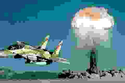 Mỹ âm thầm giải mật chương trình hạt nhân của Israel