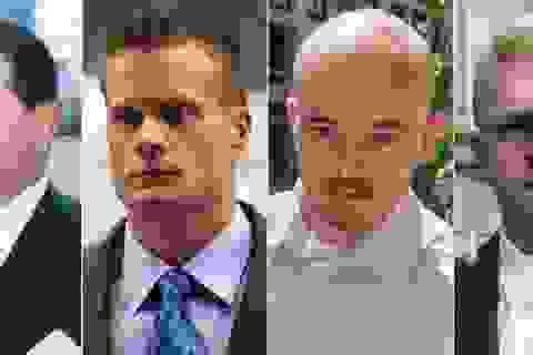 Mỹ xử tù 4 nhân viên Blackwater vì tội sát hại dân thường Iraq