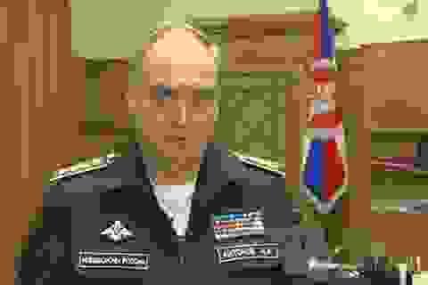 """""""400 căn cứ quân sự phương Tây tạo vòng cung bao vây nước Nga"""""""