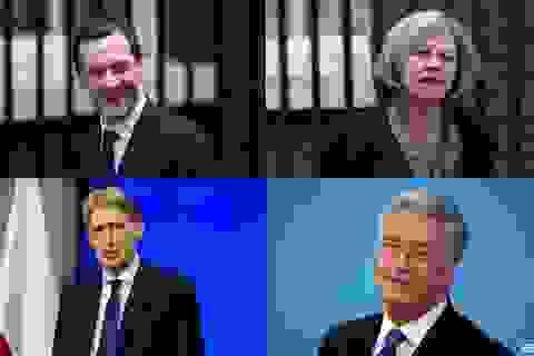 Thủ tướng Anh tái bổ nhiệm một số vị trí chủ chốt trong nội các