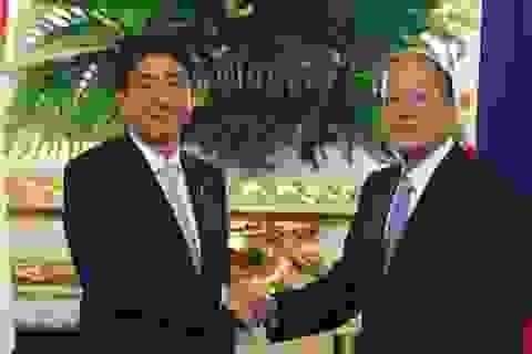 Nhật Bản, Philippines hợp tác đối phó Trung Quốc