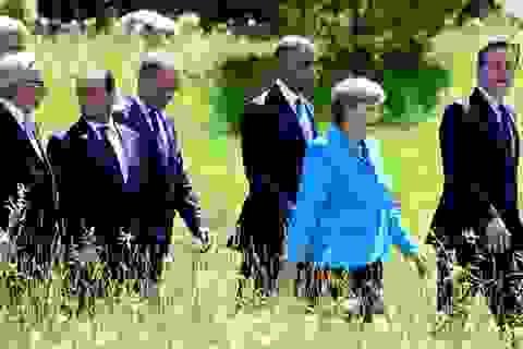 Lãnh đạo G7 duy trì trừng phạt cứng rắn đối với Nga