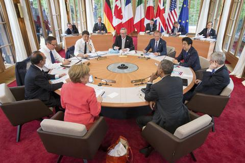G7 nhấn mạnh quan ngại về Biển Đông trong tuyên bố chung