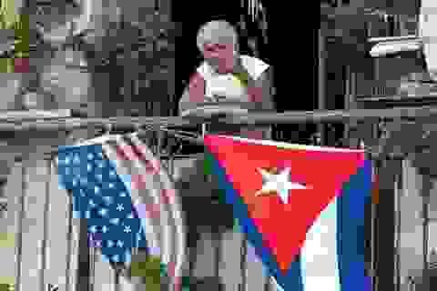 Mỹ và Cuba mở lại đại sứ quán: Thông điệp lịch sử từ giấc mơ có thật
