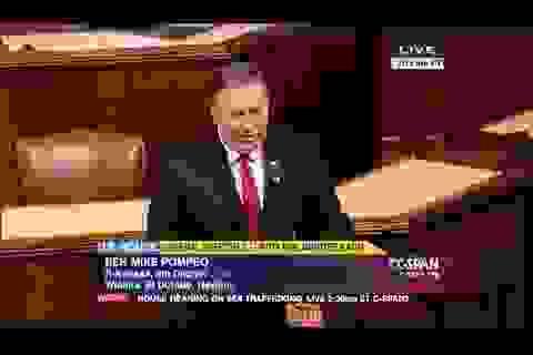 Thỏa thuận hạt nhân Iran gặp rào cản đầu tiên từ Quốc hội Mỹ