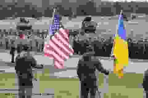 Mỹ - Ukraine khởi động tập trận quy mô lớn