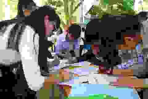 Hơn 2.600 vị trí cần tuyển tại phiên chợ việc làm dịp sinh viên ra trường