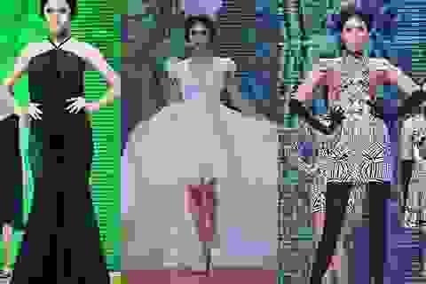 Thời trang cao cấp Việt khẳng định ở đêm Haute Couture