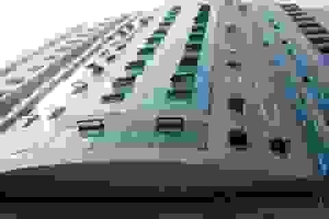 Nhảy lầu tự tử từ tầng 14
