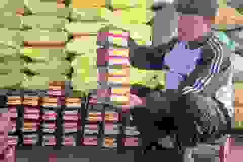 Làng bánh gai lớn nhất xứ Thanh vào mùa Tết