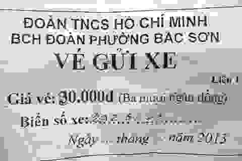 """""""Chặt chém"""" ở Sầm Sơn: Đoàn thanh niên cũng vi phạm"""