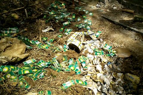 Vụ chôn thuốc trừ sâu: Tại sao chưa khởi tố vụ án?